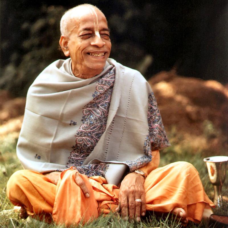Srila A.C. Bhaktivedanta Swami Prabhupada-valiharaprabhu